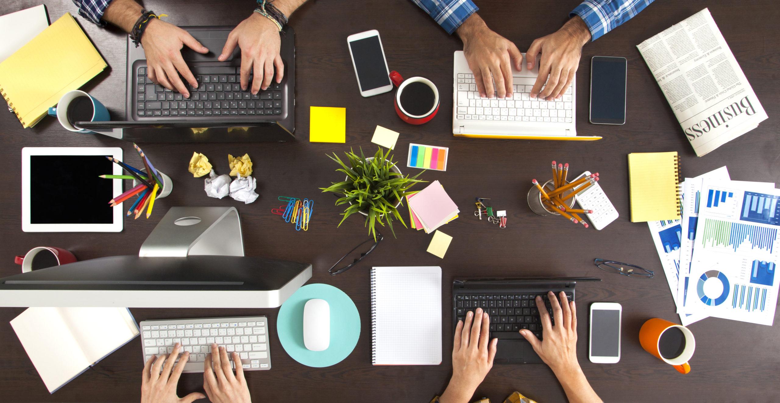 จ้างทำ Online Marketing, Online Marketing Team