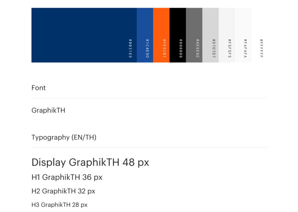 design-system-สำหรับการออกแบบเว็บไซต์