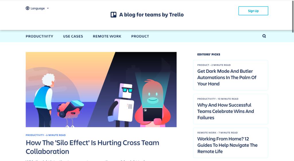 content-from-trello